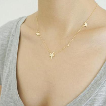 product category minimal solid hopscotch disc geometric necklace jewellery gold