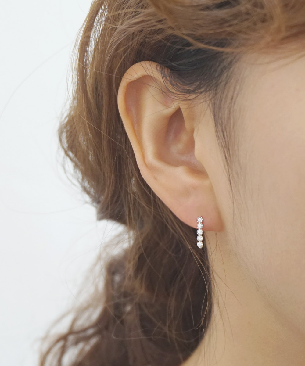 earrings sterling rose silver jackson by stud martha delicate original marthajackson product